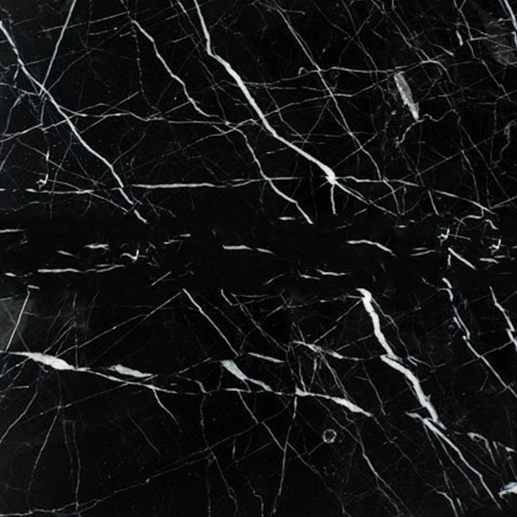 Negro Marquina Slabs More Lines