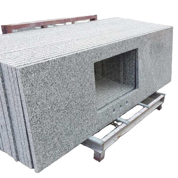 G603 Kitchen Countertops Grey Grantie Worktops